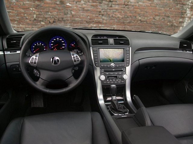Picture Of 2008 Acura TL Type S FWD, Interior, Gallery_worthy Amazing Pictures