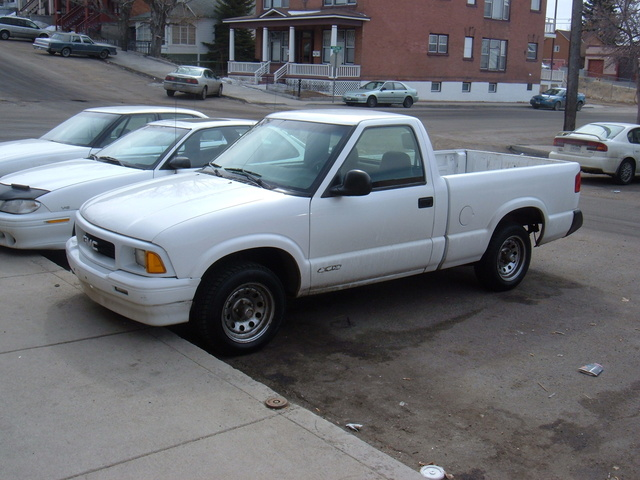 Picture of 1995 Chevrolet S-10 2 Dr STD Standard Cab SB, gallery_worthy
