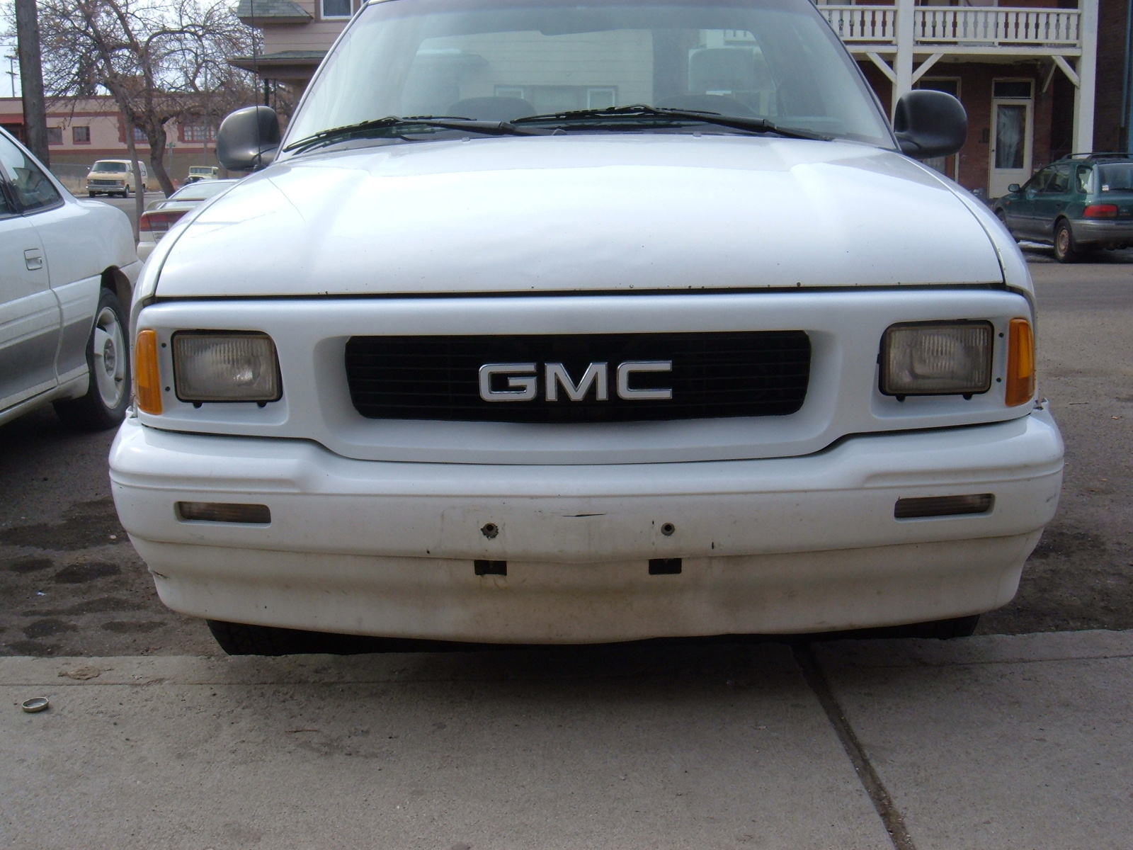 1995 Gmc Jimmy Test Drive Review Cargurus