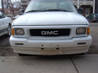 1995 GMC Jimmy Overview