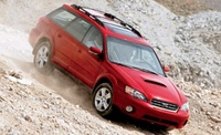 2005 Subaru Outback Picture Gallery