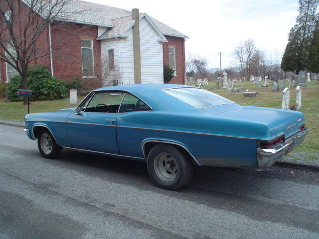 Picture of 1966 Chevrolet Impala, gallery_worthy