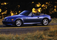 1998 BMW Z3 Overview