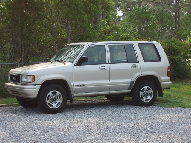 Picture Of 1995 Isuzu Trooper 4 Dr Limited 4WD SUV Gallery Worthy