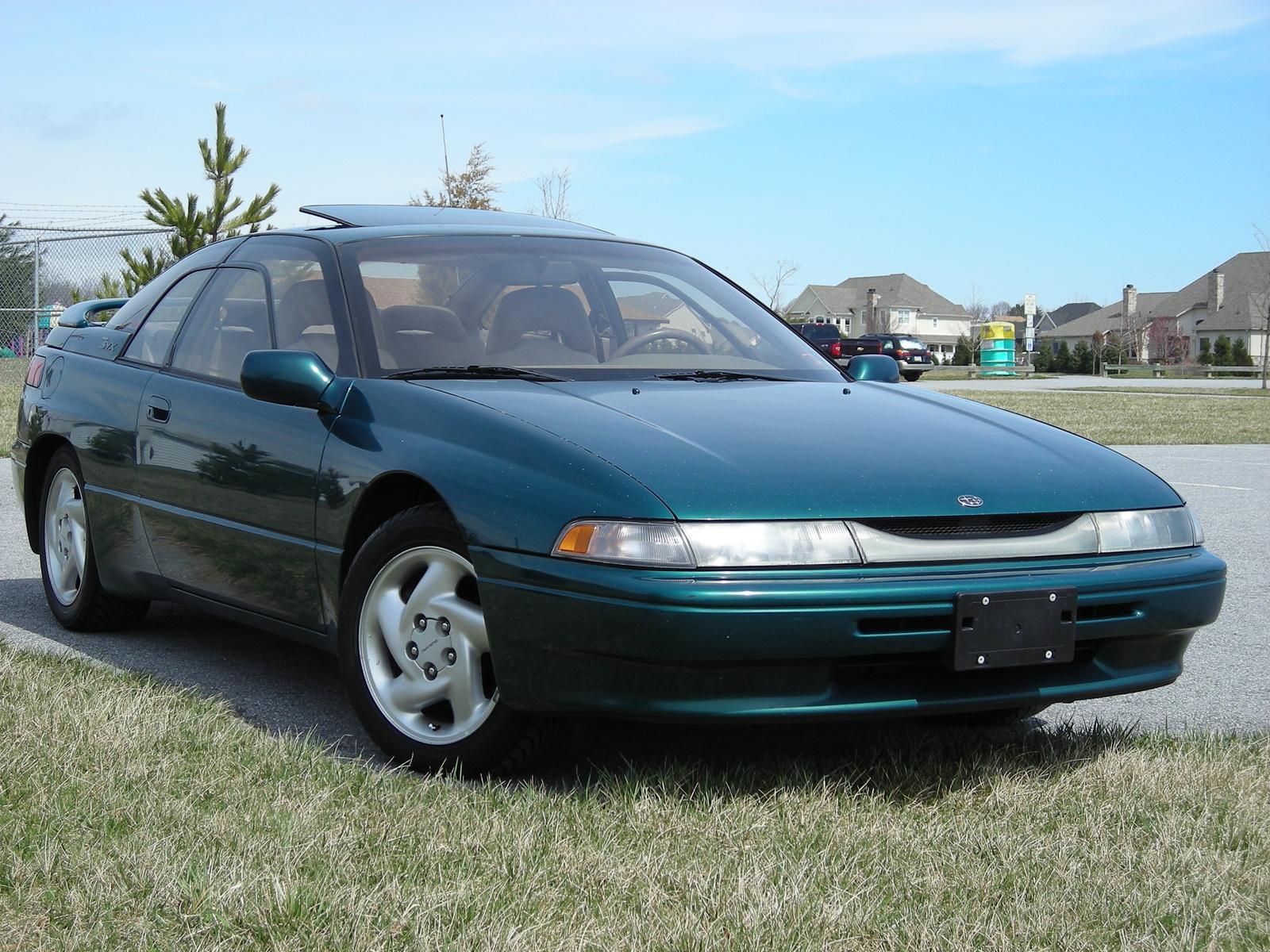 Subaru SVX (1996