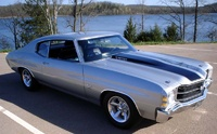 1971 Chevrolet Chevelle picture, exterior