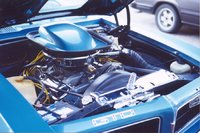 Picture of 1974 Pontiac GTO, engine, gallery_worthy