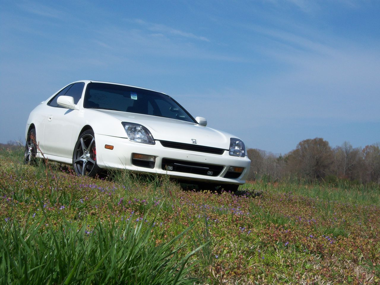 2001 Honda Prelude 2 Dr STD Coupe picture