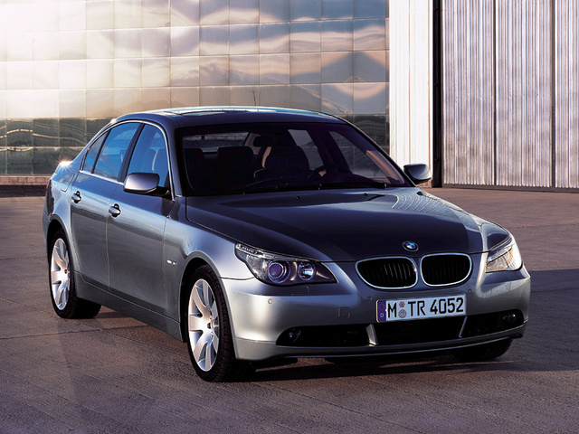 2007 BMW 5 Series  Overview  CarGurus