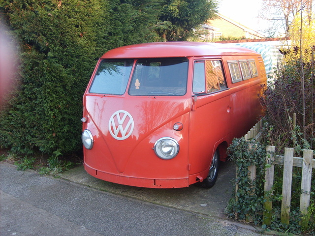 Picture of 1960 Volkswagen Microbus, exterior, gallery_worthy