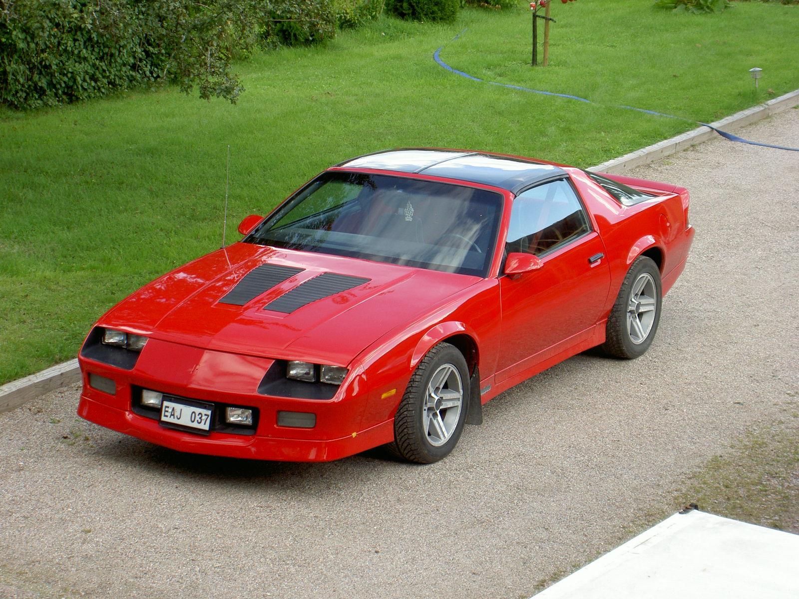 1987 chevrolet camaro iroc z related infomation. Black Bedroom Furniture Sets. Home Design Ideas