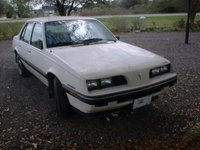 Picture of 1985 Pontiac Sunbird, exterior, gallery_worthy