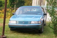 1992 Chevrolet Lumina Overview