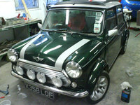 Picture of 2000 Rover Mini, exterior