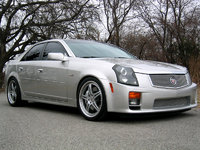 2007 Cadillac CTS-V Overview