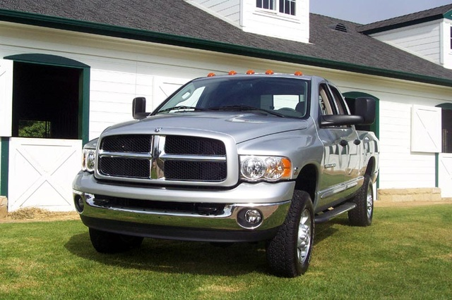 Picture of 2004 Dodge Ram 3500 SLT Quad Cab SB