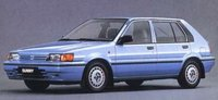 Picture of 1990 Nissan Sunny, exterior