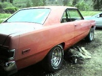 1974 Dodge Dart picture, exterior