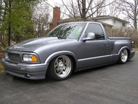 Picture of 1996 GMC Sonoma 2 Dr SLS Sport Standard Cab Stepside SB, exterior, gallery_worthy