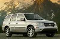 2005 Buick Rainier Overview