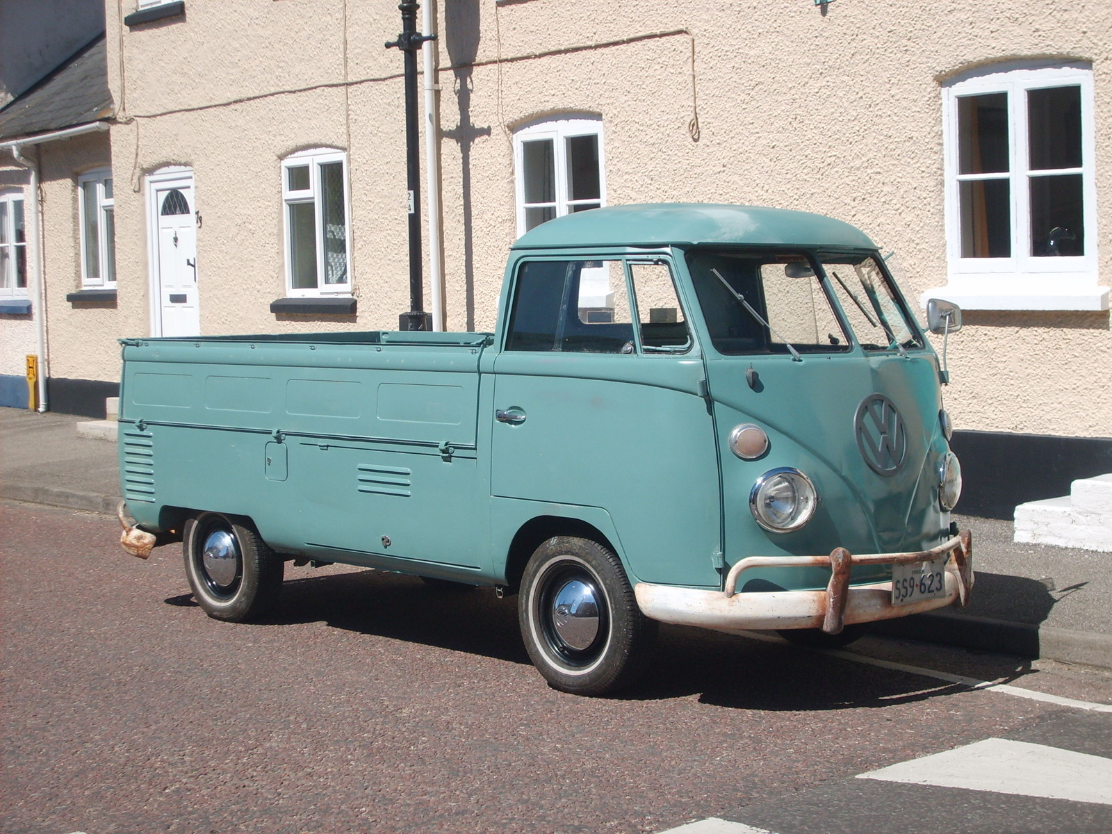 volkswagen type 2 - photo #43
