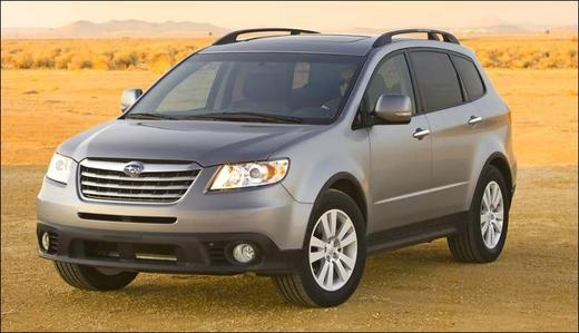 Picture of 2008 Subaru Tribeca