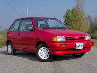 1993 Ford Festiva Overview