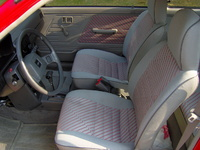 Picture of 1993 Ford Festiva GL
