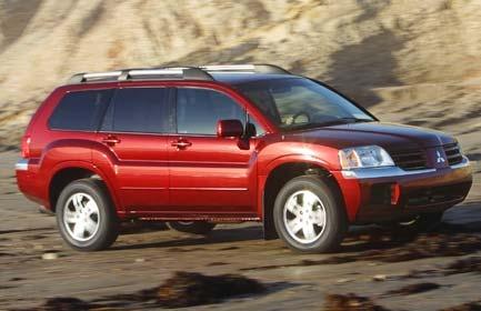 Picture of 2005 Mitsubishi Endeavor