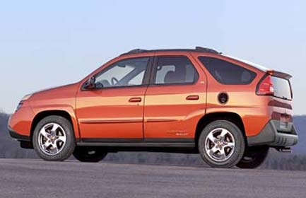 Picture of 2005 Pontiac Aztek, exterior, gallery_worthy