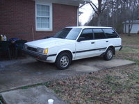 Picture of 1990 Subaru Loyale 4 Dr STD Wagon, exterior, gallery_worthy