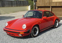 1986 Porsche 911 picture, exterior