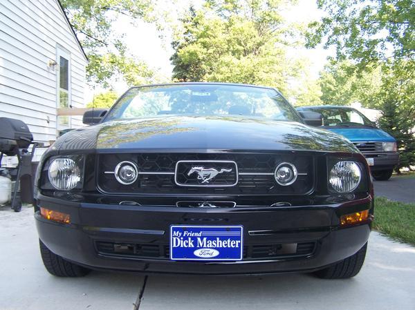 2012 mustang v6 premium convertible. 2008 Ford Mustang V6 Premium