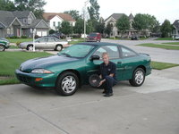 Picture of 1999 Chevrolet Cavalier 2 Dr STD Coupe, exterior, gallery_worthy