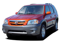 2003 Mazda Tribute Picture Gallery