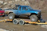 Picture of 1994 Toyota Pickup 2 Dr SR5 V6 4WD Extended Cab SB, exterior