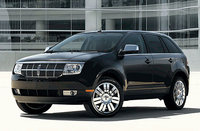 Picture of 2008 Lincoln MKX, exterior, gallery_worthy
