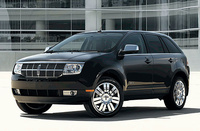 2008 Lincoln MKX Overview
