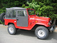 Picture of 1970 Toyota Land Cruiser, exterior