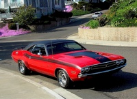 1971 Dodge Challenger Overview