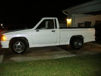 1988 Toyota Pickup picture, exterior