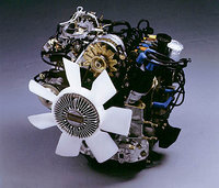 Picture of 1990 Mazda RX-7 Turbo, engine