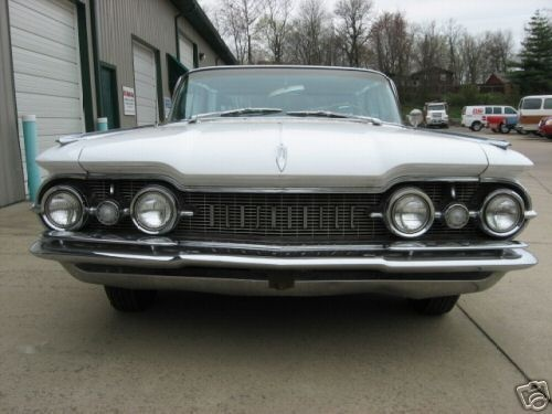 Picture of 1959 Oldsmobile Eighty-Eight, exterior