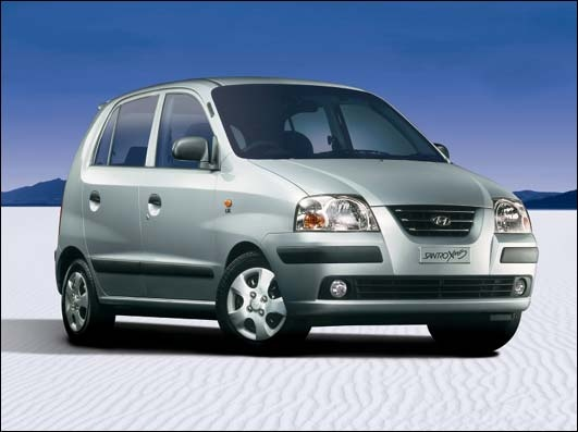 Picture of 2003 Hyundai Santro