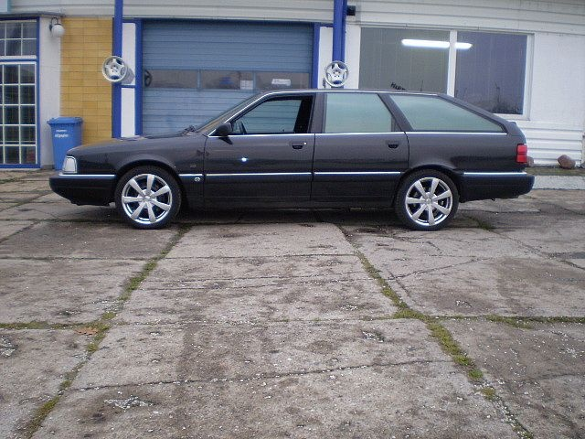 Picture of 1990 Audi 200