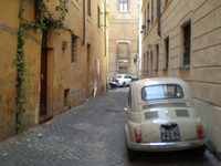 1963 FIAT 500 Overview