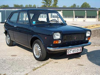 1972 Fiat 127 Overview