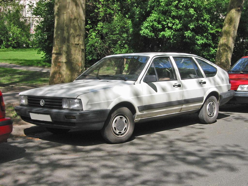 1986 Volkswagen Passat Pictures Cargurus