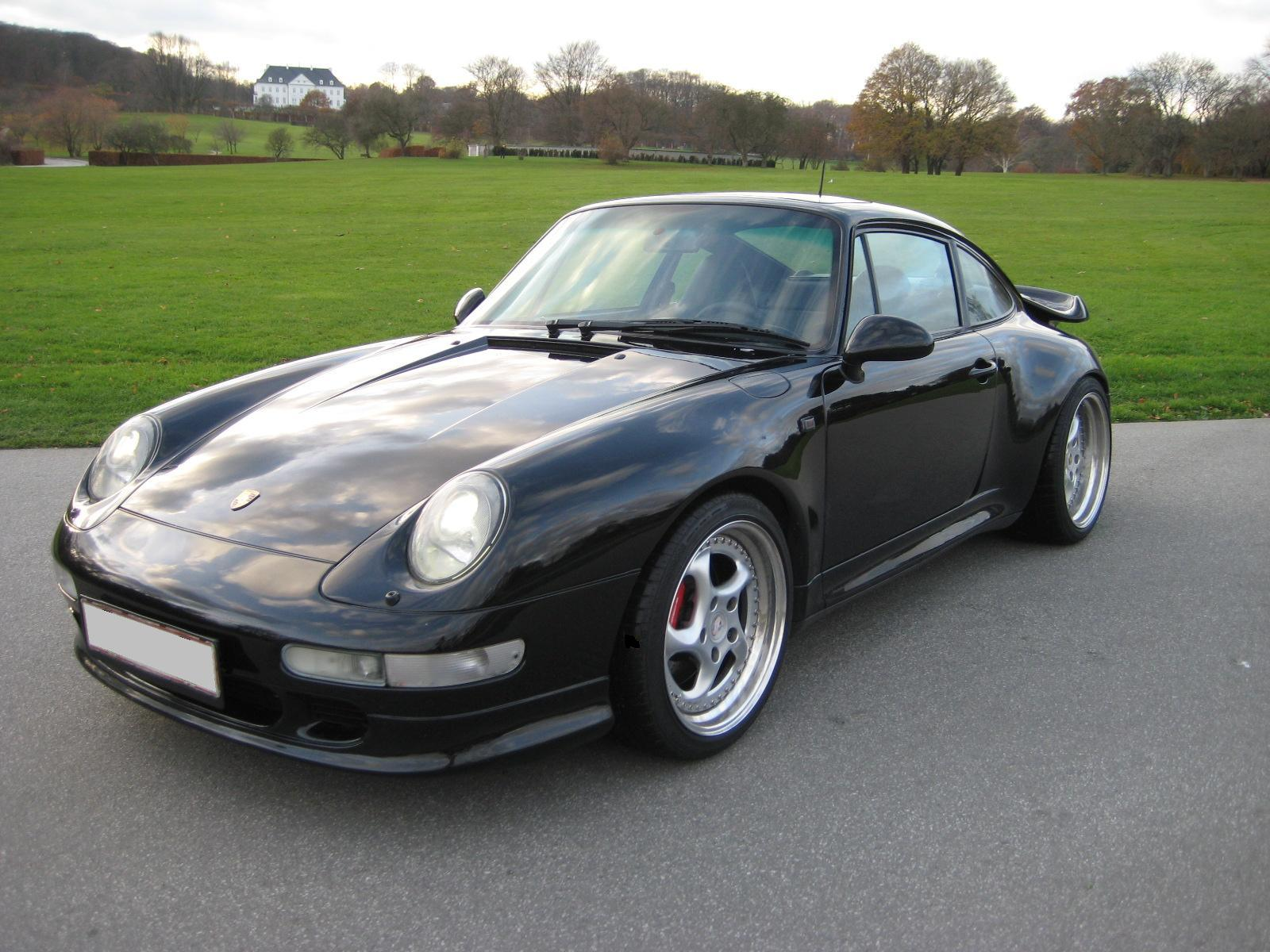 1996 Porsche 911 Turbo S Related Infomation Specifications