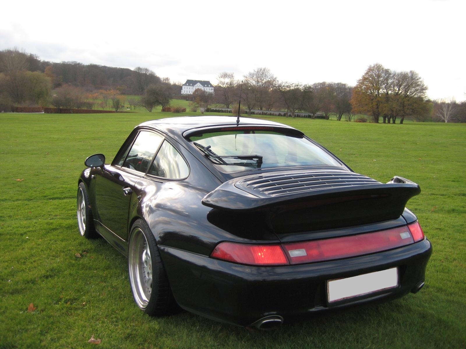 Picture of 1996 Porsche 911 Carrera 4S AWD, exterior